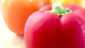 Cut Your Peppers Like a Pro