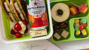Back-to-School Lunches Italian-American Style