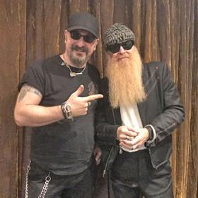 Steve & Billy F. Gibbons