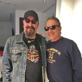 Steve & Jimmie Vaughan