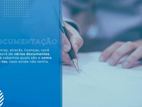Documentação - Abertura de Empresa
