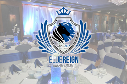 BlueReign Awards Banquet