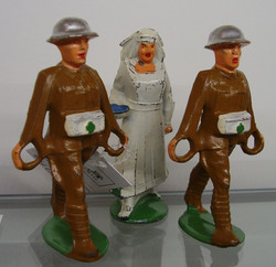 Metal Soldiers Military Collectibles