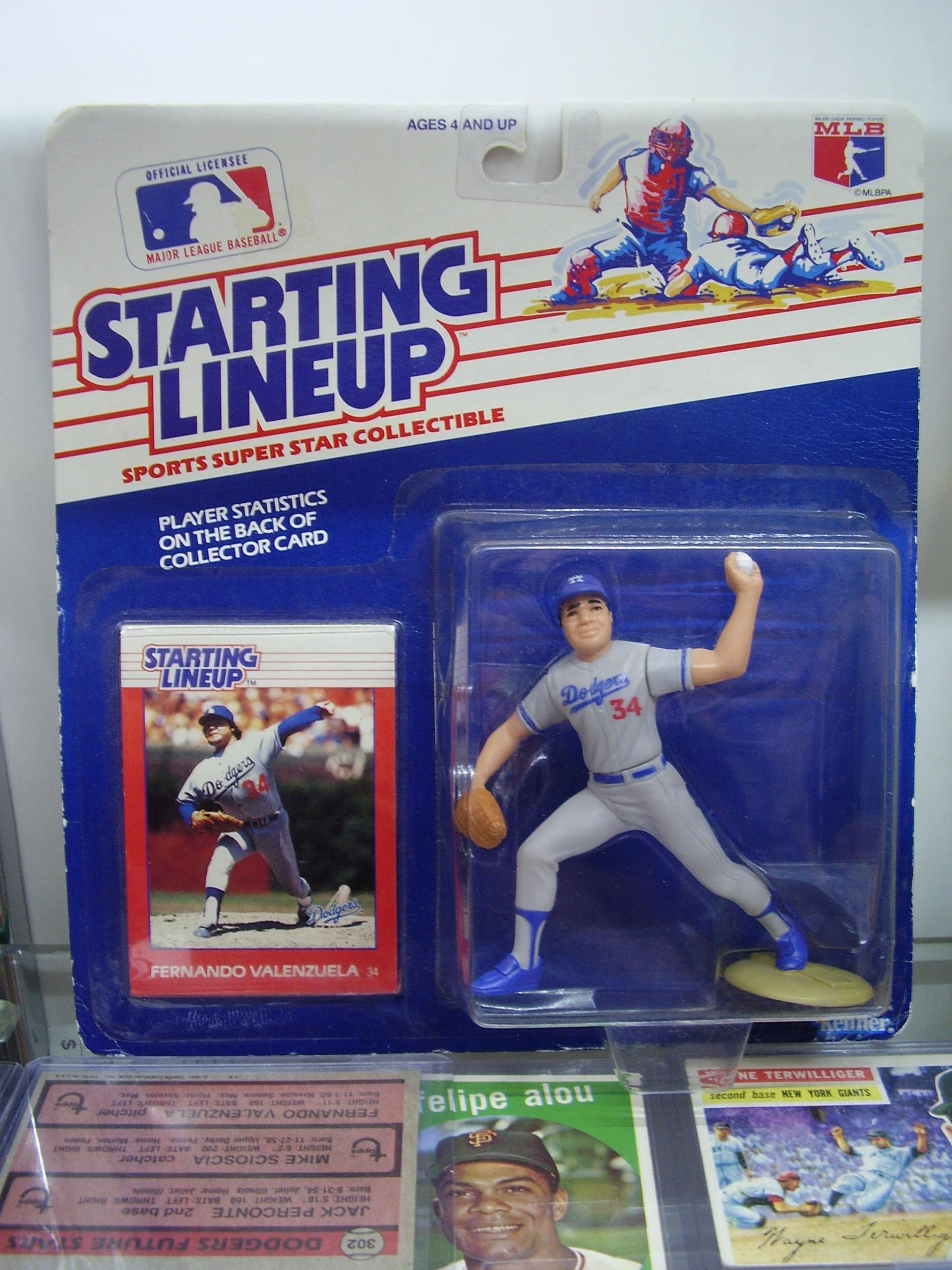 LA Dodgers Collectible