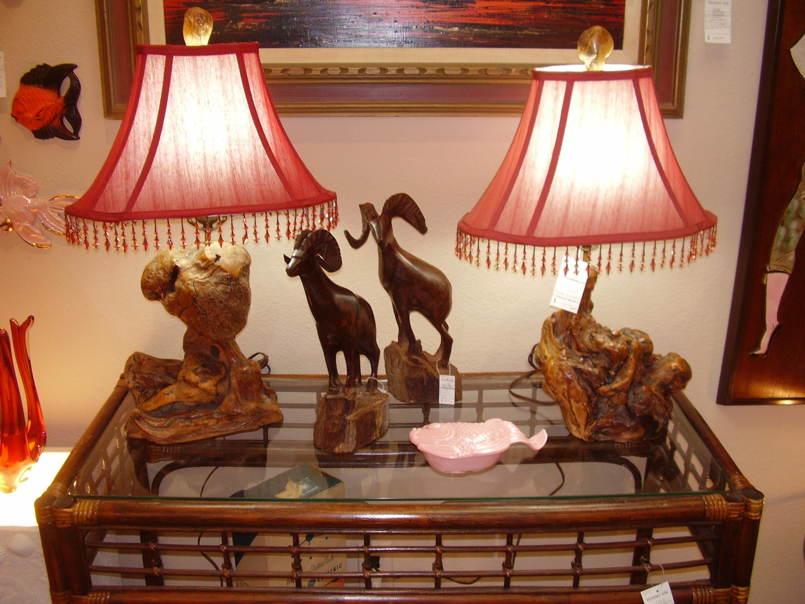 Lamps Mid Century Modern