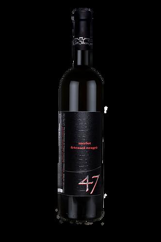 47 Merlot-Feteasca Neagra