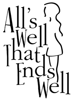 All's Well That Ends Well Logo