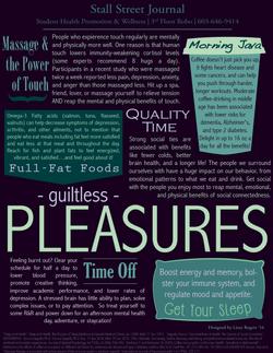 Guiltless Pleasures Journal