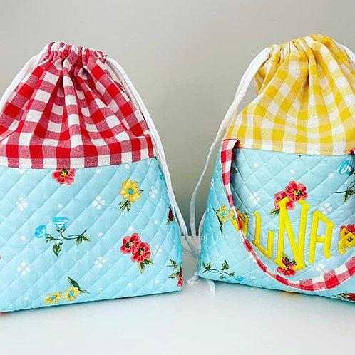 Decorative Duffel bag