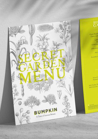 Concept and Design Bumpkin Restaurants