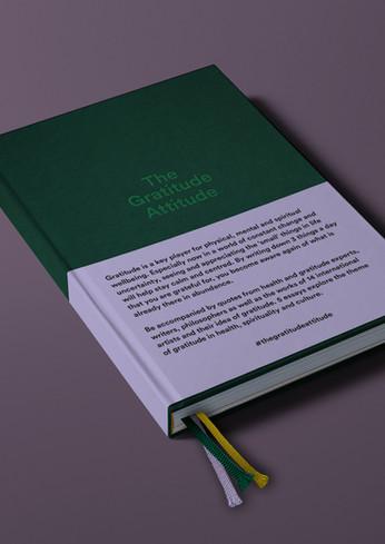 Self-published Gratitude Journal