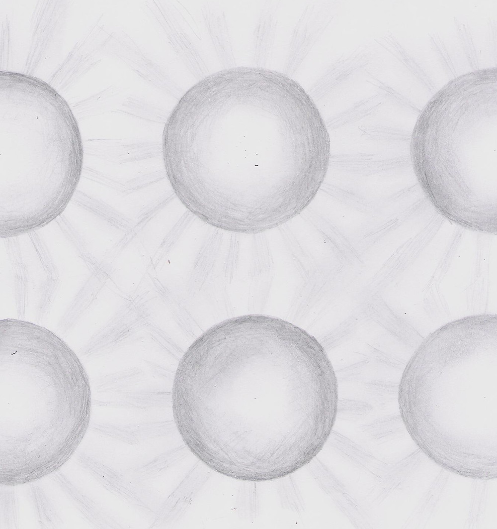 Sketch of tiny Love particles