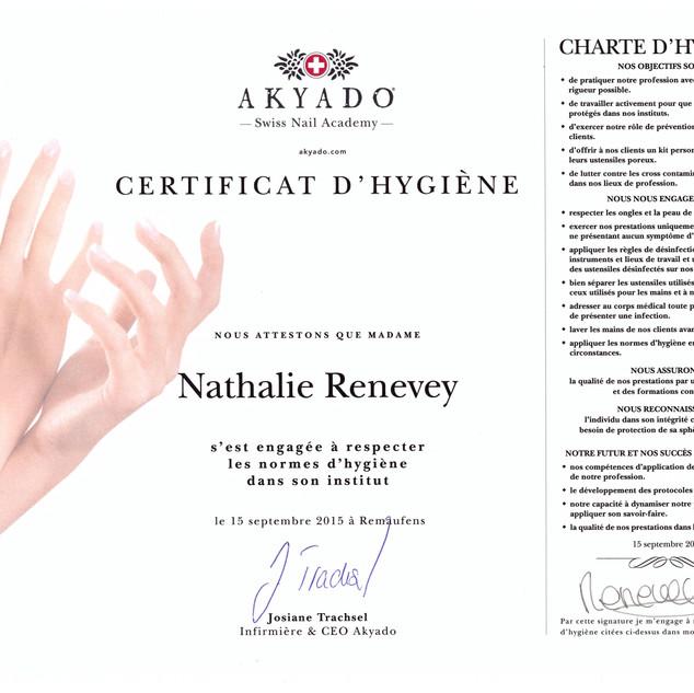 9. Charte Hygiène