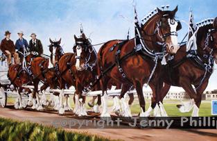 Hepburn's Horses - 1940 IPM