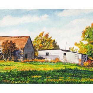 Old Barn & Buildings