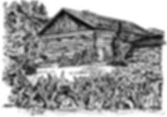 Log Barn with Stump Fence.jpg