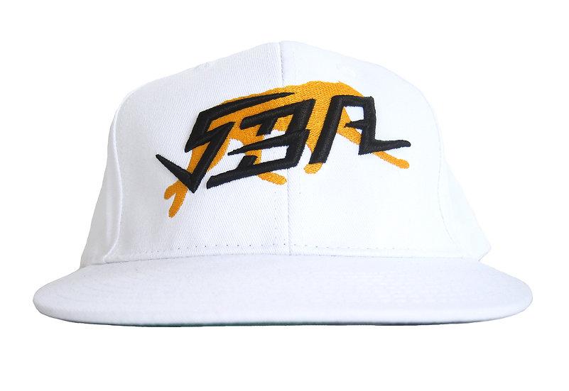 Cheet hat (White)