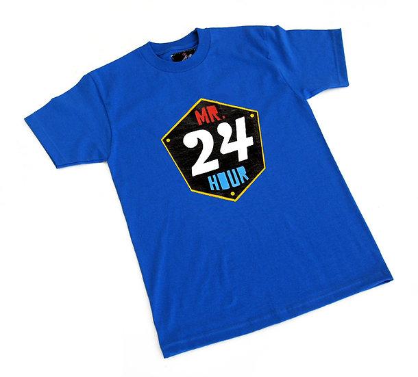 Mr. 24 Hour tee