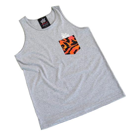 Wild Pocket tank (Orange Tiger)