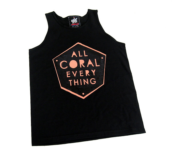 All Coral Every Thing tank