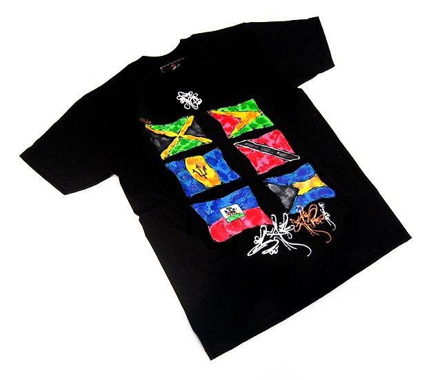 West Indies 6 tee