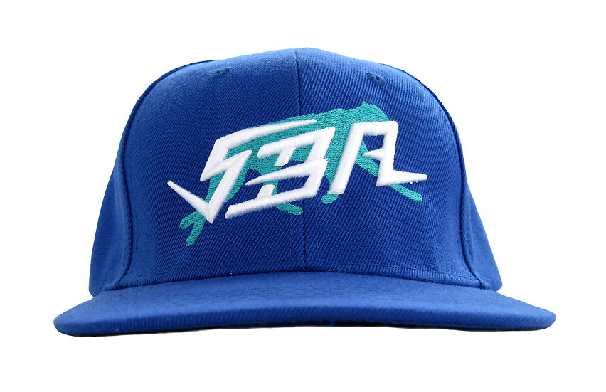 Cheet hat (Blue)