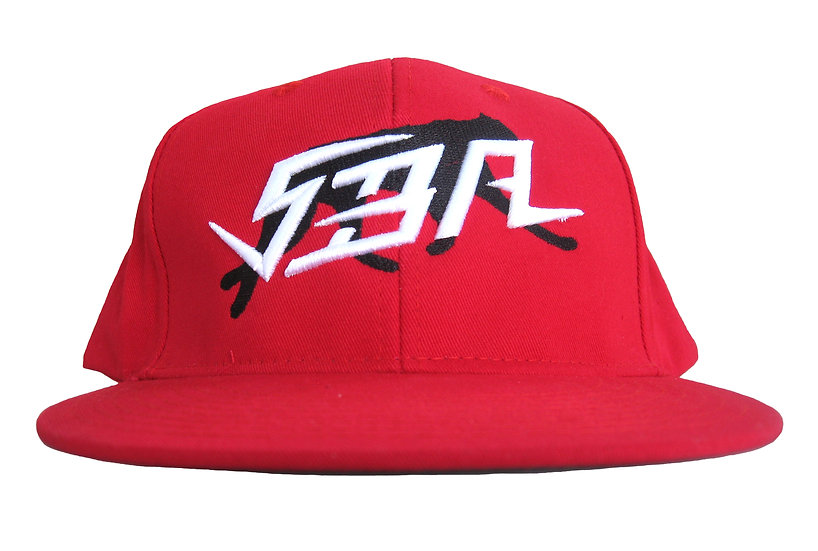 Cheet hat (Red)
