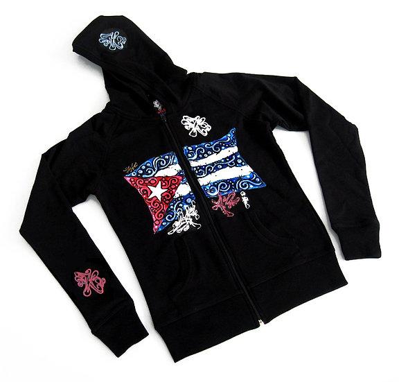 Imp Nat hoodie (Ladies)