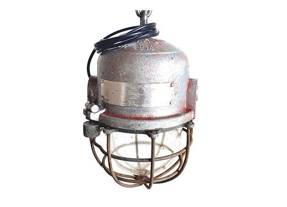 Industriële kooilampen (25cm)