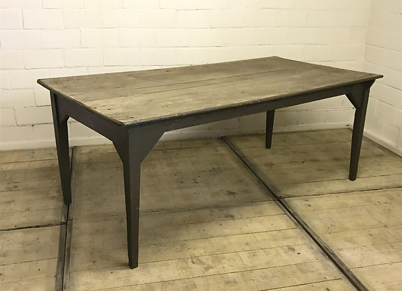Antique french farmers table