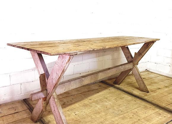Antieke boerentafel (C)