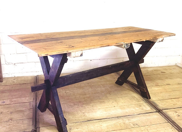 Antieke boerentafel (A)