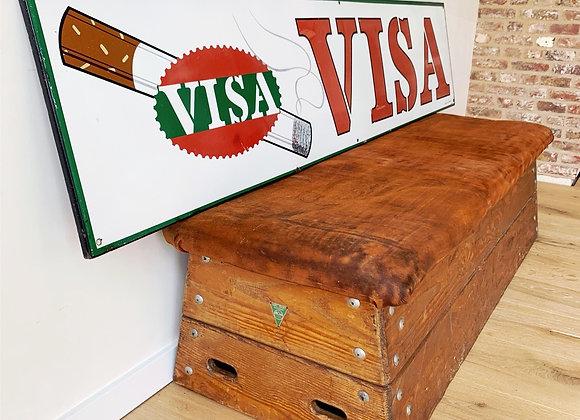 1961 Visa Emaillebord