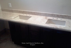 picture of vanity counter Marble