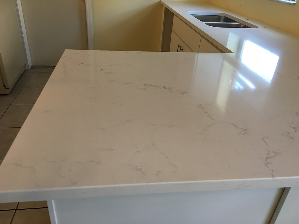 Looking for Pompeii quartz countertops contact us Stone and Quartz LLC, Countertops installer  Boca Raton FL, Delray Beach