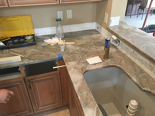 KITCHEN COUNTERTOPS | Fabricators