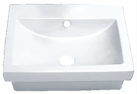 Delray Drop In Vanity Sink | Stone and Quartz LLC