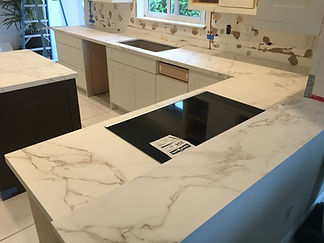 Kitchen Countertops Dekton Fabricator