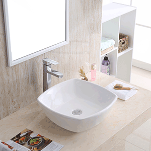 Latest vanity sink Near Me | Contour Vessel Sink