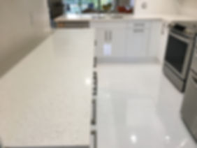 Star White MSI | Quartz Countertops Boca Raton FL