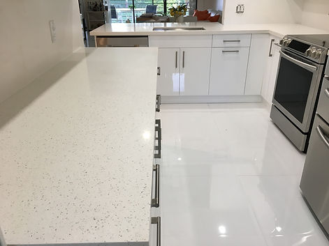 Star White MSI | Quartz Countertops Boca Raton FL