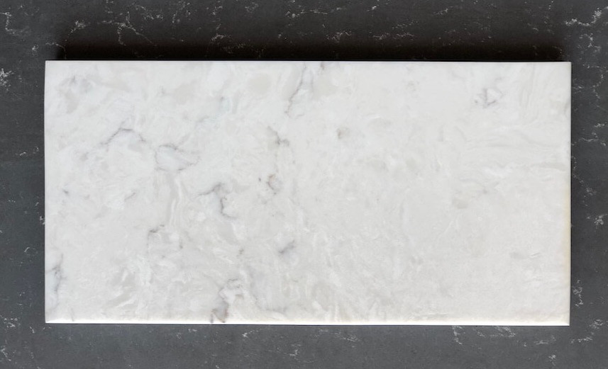 Carrara Mist fabricate and instal Stone and Quartz LLC