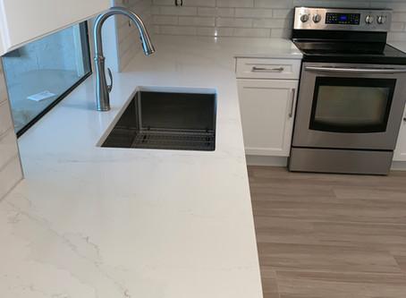 How to Create an inspiring kitchen installing Silestone Calacatta Gold Countertops
