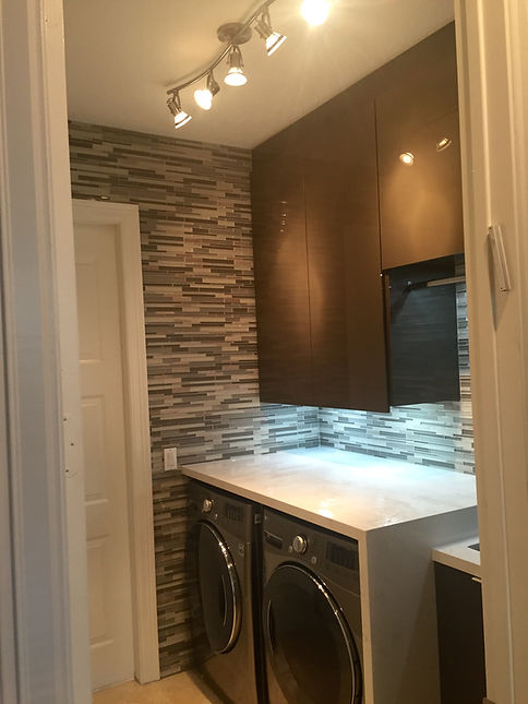 Laundry Room Remodeling | Countertops Boca Raton