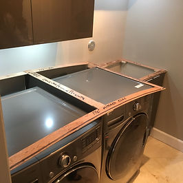 Laundry Room Remodeling? Countertops & Backspalshes