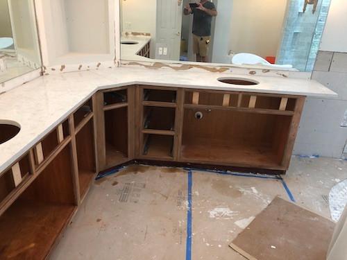 Vanity Fabrication and Installation  Boca Raton FL