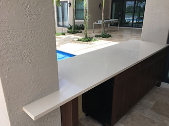 Outdoor Kitchen Countertops Boca Raton
