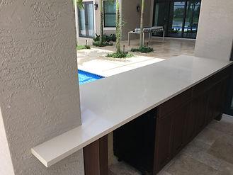 Outdoor Kitchen Countertops Boca Raton