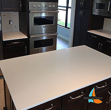 Quartz Countertops. High end Quartz Countertops Delray Beach, West Palm Beach, Boynton Beach, Boca Raton...Fl