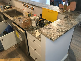 Granite Kitchen countertops Fabricators